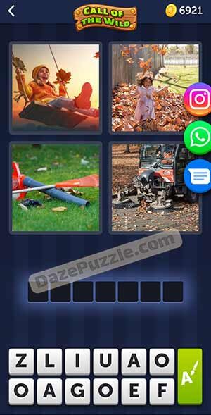 4 pics 1 word March 3 2021 daily puzzle answer
