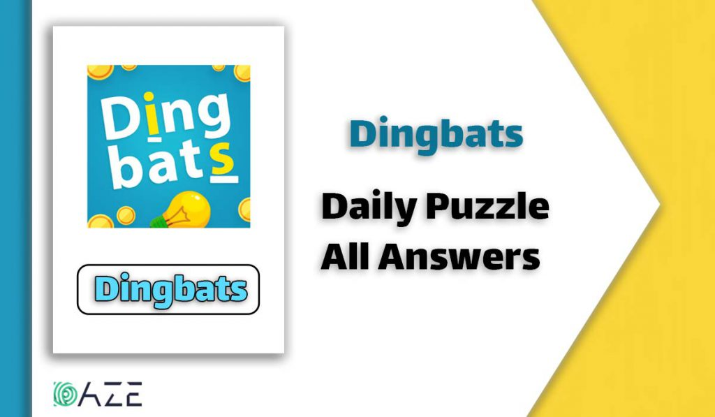 dingbats daily puzzle answers