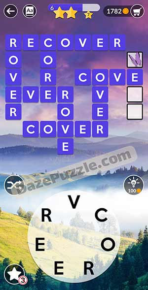 wordscapes March 11 2021 daily puzzle answer