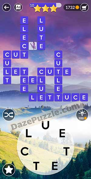 wordscapes March 19 2021 daily puzzle answer
