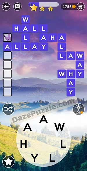 wordscapes March 2 2021 daily puzzle answer
