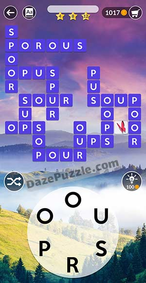 wordscapes march 30 2021 daily puzzle answer