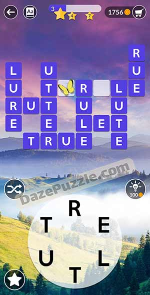 wordscapes March 4 2021 daily puzzle answer