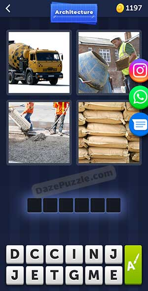 4 pics 1 word april 21 2021 daily puzzle answer