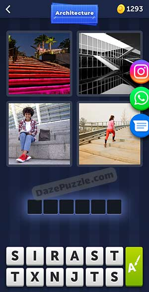 4 pics 1 word april 24 2021 daily puzzle answer