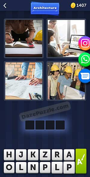 4 pics 1 word april 26 2021 daily puzzle answer