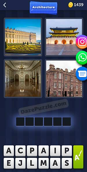 4 pics 1 word april 27 2021 daily puzzle answer