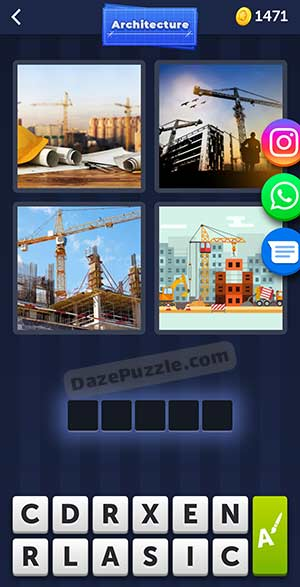 4 pics 1 word april 28 2021 daily puzzle answer