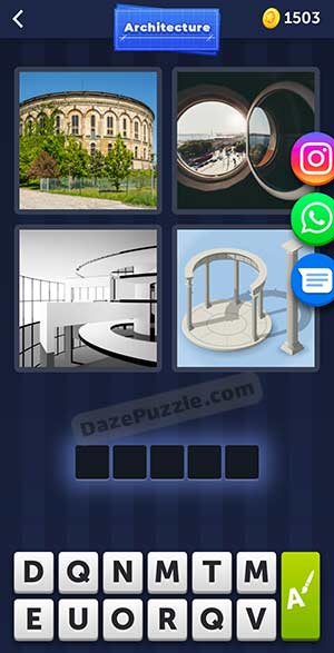 4 pics 1 word april 29 2021 daily puzzle answer