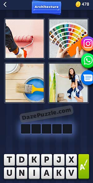 4 pics 1 word april 3 2021 daily puzzle answer