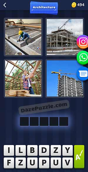 4 pics 1 word april 4 2021 daily puzzle answer