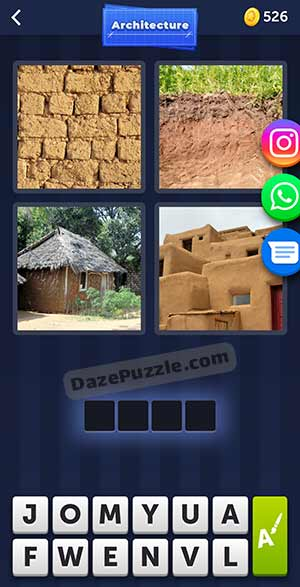 4 pics 1 word april 5 2021 daily puzzle answer