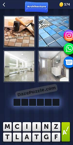 4 pics 1 word april 7 2021 daily puzzle answer