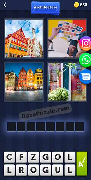 4 pics 1 word april 9 2021 daily puzzle answer