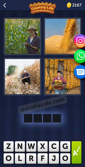 4 pics 1 word may 1 2021 daily puzzle answer