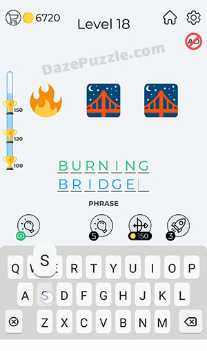 dingbats emoji puzzles level 18 answer