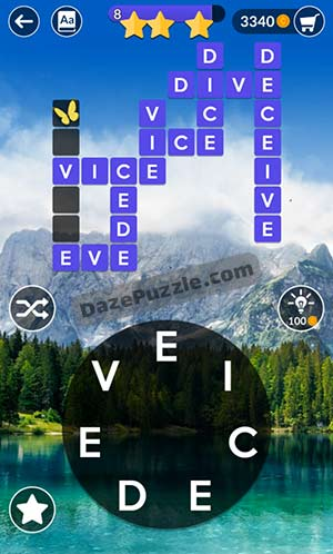 wordscapes april 6 2021 daily puzzle answer