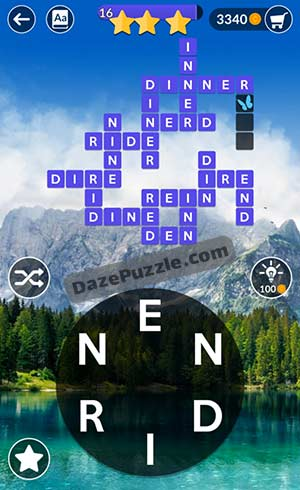 wordscapes april 9 2021 daily puzzle answer