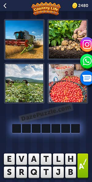 4 pics 1 word may 10 2021 daily puzzle answer