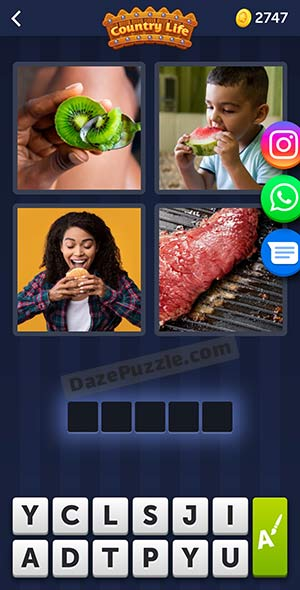 4 pics 1 word may 16 2021 daily puzzle answer