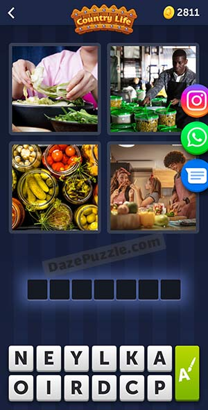 4 pics 1 word may 18 2021 daily puzzle answer
