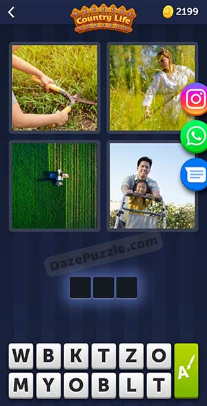 4 pics 1 word may 2 2021 daily puzzle answer