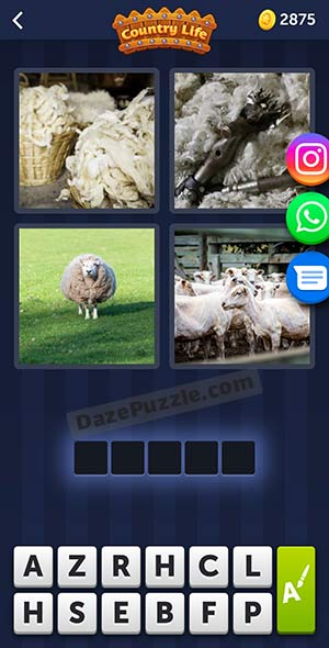 4 pics 1 word may 20 2021 daily puzzle answer
