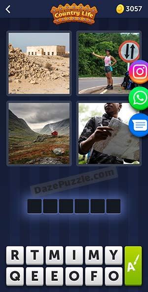 4 pics 1 word may 21 2021 daily puzzle answer