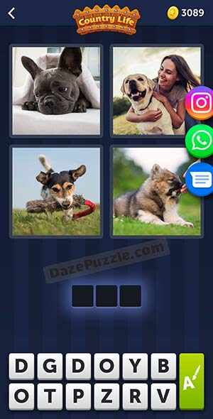 4 pics 1 word may 22 2021 daily puzzle answer