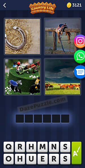 4 pics 1 word may 23 2021 daily puzzle answer