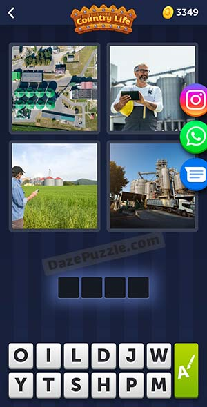 4 pics 1 word may 27 2021 daily puzzle answer