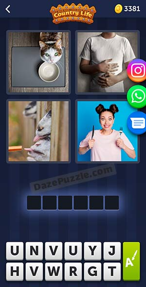 4 pics 1 word may 28 2021 daily puzzle answer