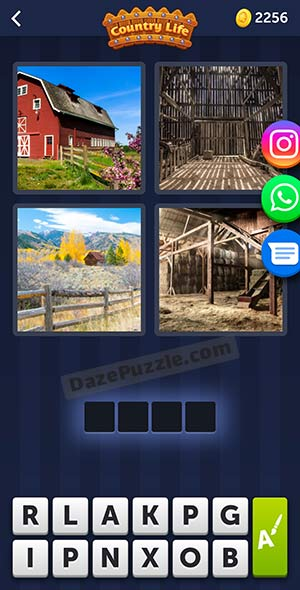 4 pics 1 word may 3 2021 daily puzzle answer