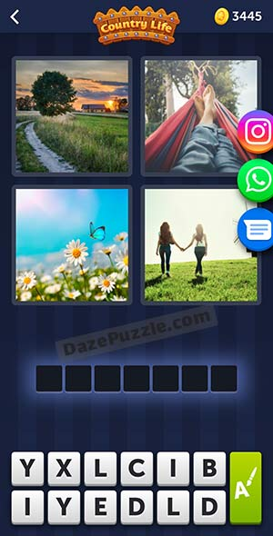 4 pics 1 word may 30 2021 daily puzzle answer