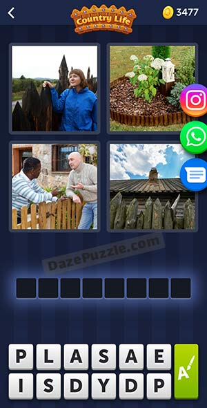 4 pics 1 word may 31 2021 daily puzzle answer