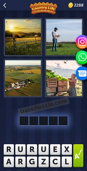 4 pics 1 word may 4 2021 daily puzzle answer