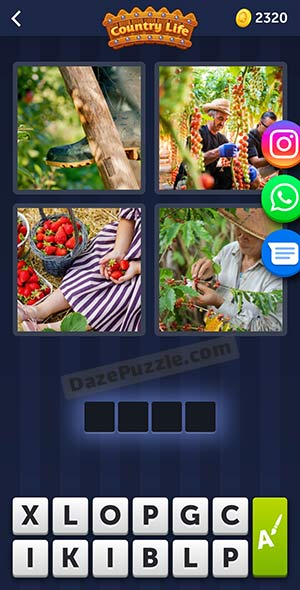4 pics 1 word may 5 2021 daily puzzle answer