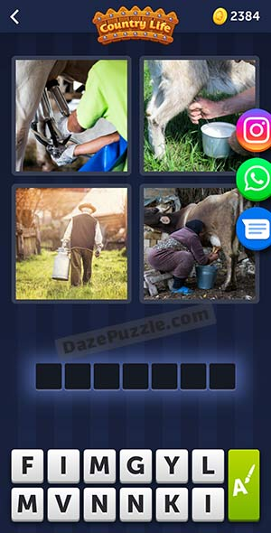 4 pics 1 word may 7 2021 daily puzzle answer