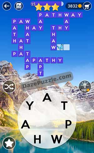 wordscapes june 1 2021 daily puzzle answer