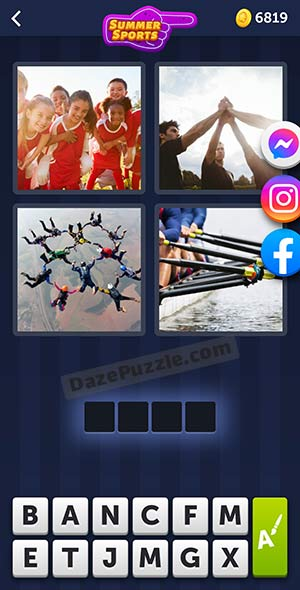 4 pics 1 word july 1 2021 daily puzzle answer