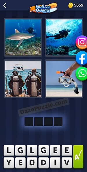 4 pics 1 word june 26 2021 daily puzzle answer