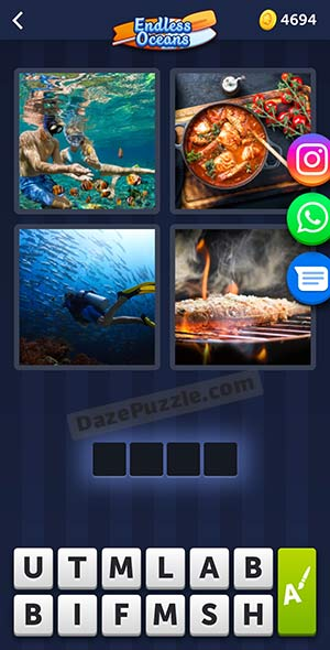 4 pics 1 word june 6 2021 daily puzzle answer