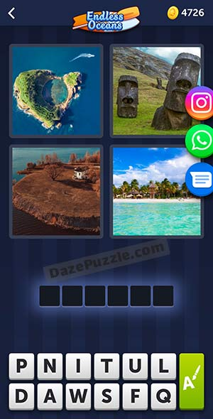 4 pics 1 word june 7 2021 daily puzzle answer