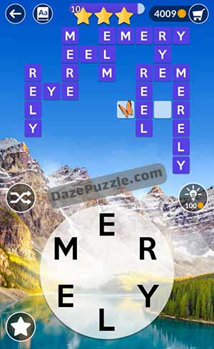wordscapes june 11 2021 daily puzzle answer