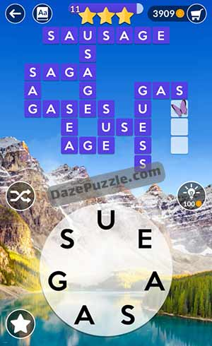 wordscapes june 12 2021 daily puzzle answer