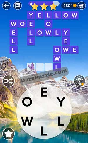 wordscapes june 24 2021 daily puzzle answer