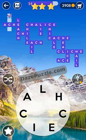 wordscapes june 6 2021 daily puzzle answer