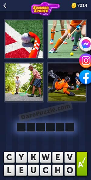 4 pics 1 word july 11 2021 daily puzzle answer