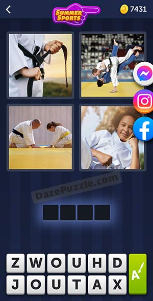 4 pics 1 word july 17 2021 daily puzzle answer