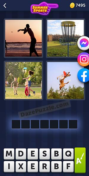 4 pics 1 word july 19 2021 daily puzzle answer